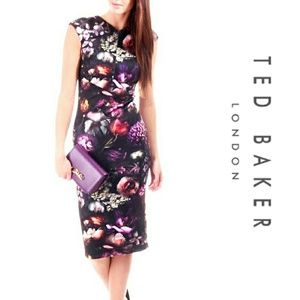 Ted Baker Raisie Floral Sheath Dress Ted Baker 0